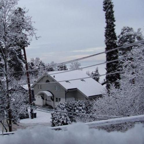 Oslo winter