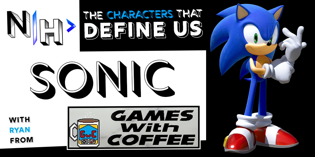 Sonic: The Character That Defines Ryan from Games With Coffee