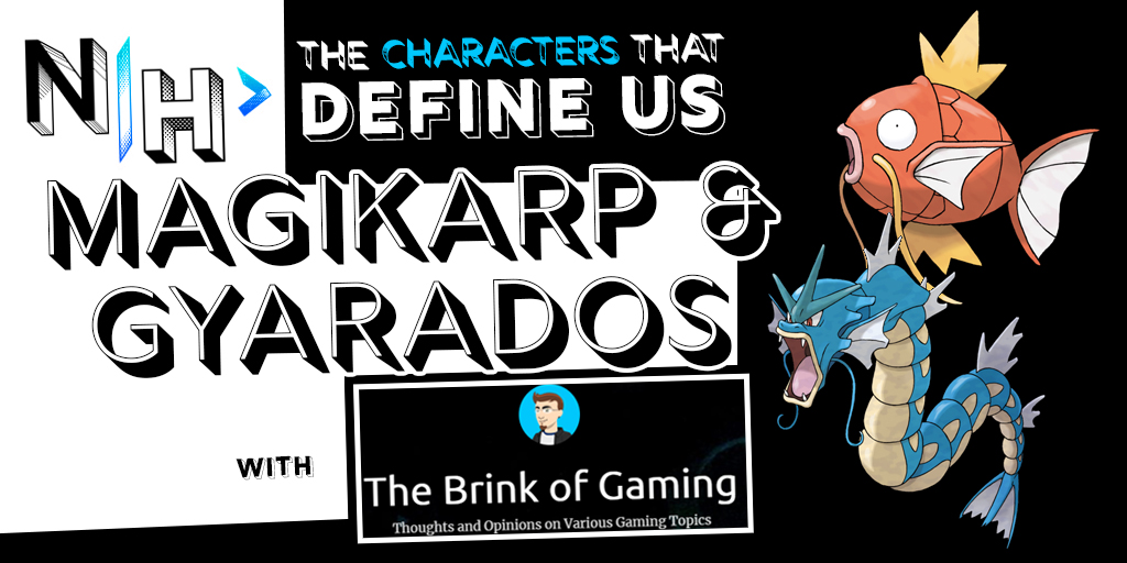 Magikarp & Gyarados: The Characters That Define Brink of Gaming