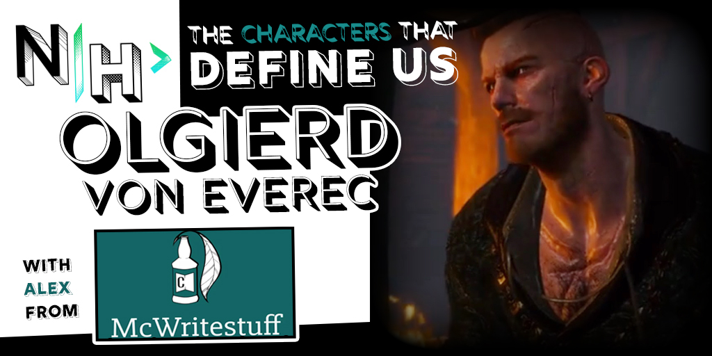 Olgierd von Everec: The Character That Defines Alex from McWritestuff