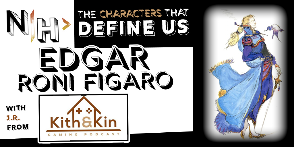 Edgar Roni Figaro: The Character That Defines J.R. from Kith & Kin