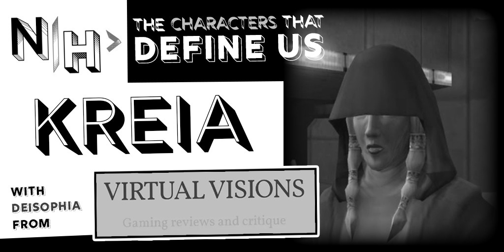 Kreia: The Character That Defines DeiSophia