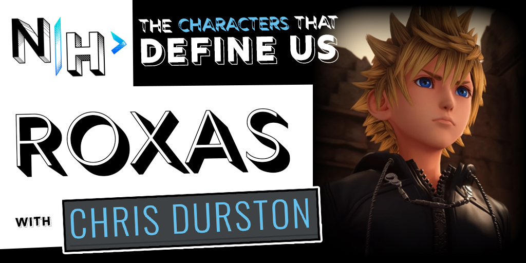 Roxas: The Character That Defines Chris Durston