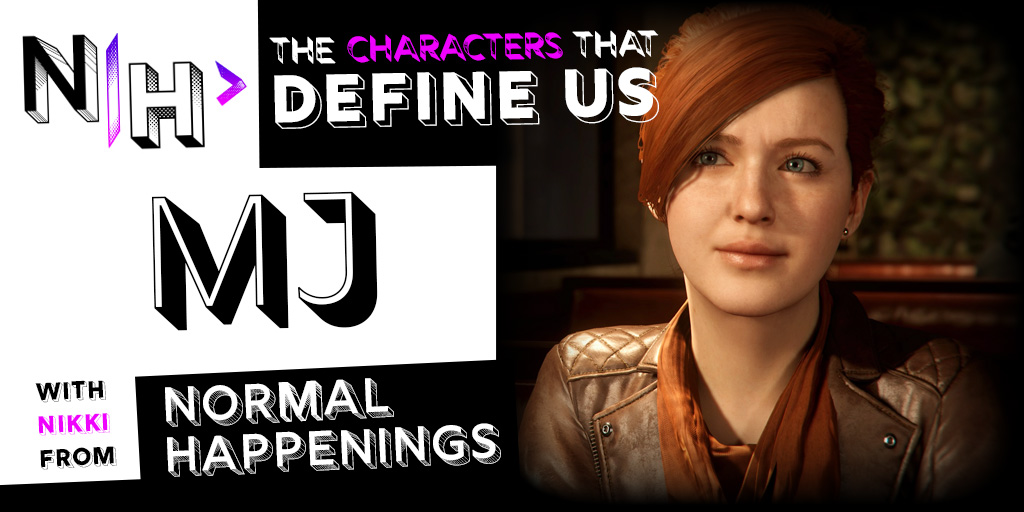 MJ: The Character That Defines Nikki
